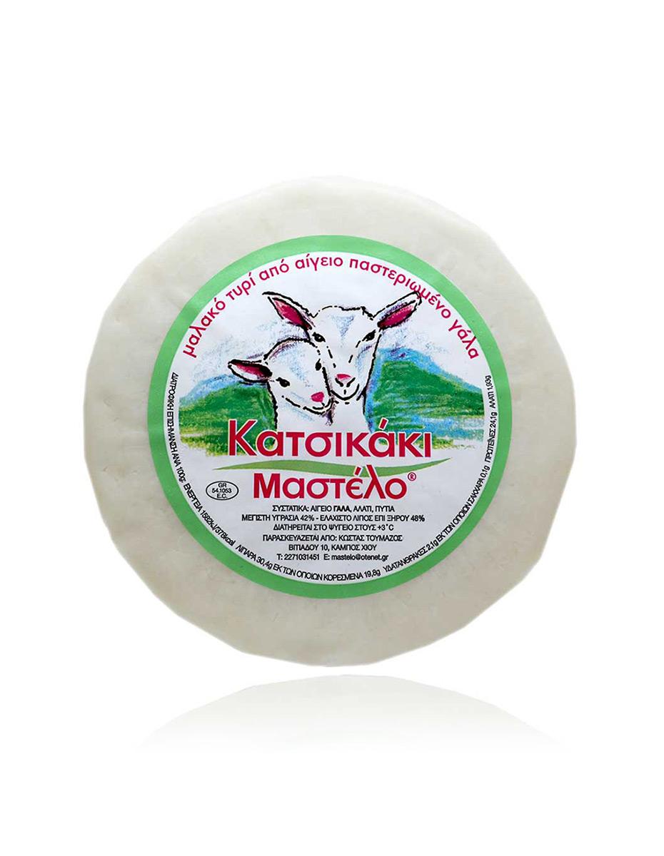MASTELO KATSIKI